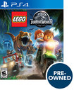 Lego Jurassic World - Pre-owned - Playstation 4