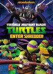 Teenage Mutant Ninja Turtles: Enter Shredder (dvd) 9359049