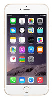 Apple - iPhone 6 Plus 64GB (Unlocked) - Gold