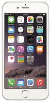 Apple - iPhone® 6 128GB (Unlocked) - Silver