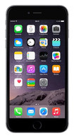 Apple - iPhone® 6 Plus 64GB (Unlocked) - Gray