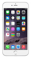 Apple - iPhone® 6 Plus 64GB (Unlocked) - Silver