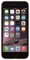 Apple - iPhone® 6 128GB (Unlocked) - Gray