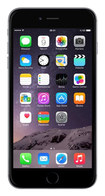 Apple - iPhone® 6 Plus 16GB (Unlocked) - Gray