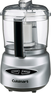Cuisinart - Mini-Prep Plus 3-Cup Food Processor - Silver