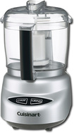 Cuisinart - Mini-Prep Plus 3-Cup Food Processor - Brushed Chrome
