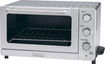 Cuisinart - 0.6 Cu. Ft. Convection Toaster Oven - Silver 9360817