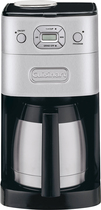 Cuisinart - Grind & Brew 10-Cup Automatic Coffeemaker - Stainless-Steel
