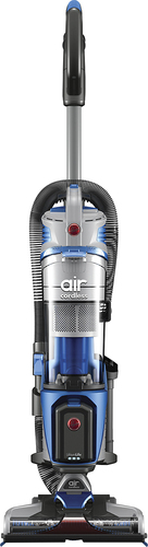 Hoover - Air Bagless Upright Vacuum - Blue