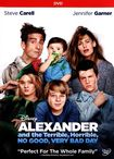 Alexander And The Terrible, Horrible, No Good, Very Bad Day (dvd) 9364147