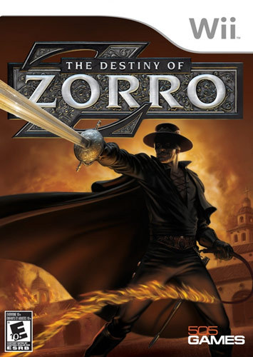 Click here for WII-DESTINY OF ZORRO 9366704 prices