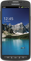 Samsung - Galaxy S 4 Active 4G LTE with 16GB Memory Cell Phone - Gray (AT&T)