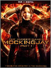 The Hunger Games: Mockingjay - Part 1 (DVD) 2014