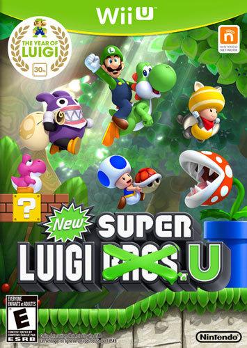 New Super Luigi U - Nintendo Wii U