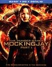 The Hunger Games: Mockingjay, Part 1 [2 Discs] [include Digital Copy] [ultraviolet] [blu-ray/dvd] 9370105