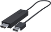 Microsoft - Wireless Display Adapter - Black