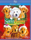 Santa Buddies [2 Discs] [blu-ray/dvd] 9374447