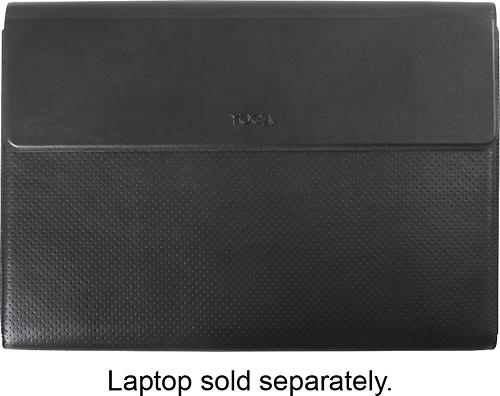 Lenovo - Yoga 3 Pro Laptop Sleeve - Black