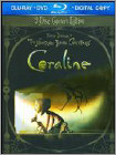 Coraline (Blu-ray Disc) (2 Disc) (Enhanced Widescreen for 16x9 TV) (Eng/Spa/Fre) 2009