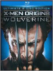 X-Men Origins: Wolverine (Blu-ray Disc) (2 Disc) (Ultimate Edition) (Enhanced Widescreen for 16x9 TV) (Eng/Spa/Fre/Por) 2009