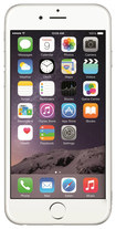 Apple® - iPhone® 6 16GB (Unlocked) - Silver