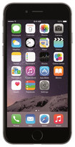 Apple® - iPhone® 6 64GB (Unlocked) - Gray