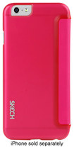 Skech - Slim View Carrying Case for Apple® iPhone® 6 - Pink