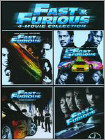 Fast & Furious: 4-Movie Collection [4 Discs] (DVD) (Eng/Fre/Spa)