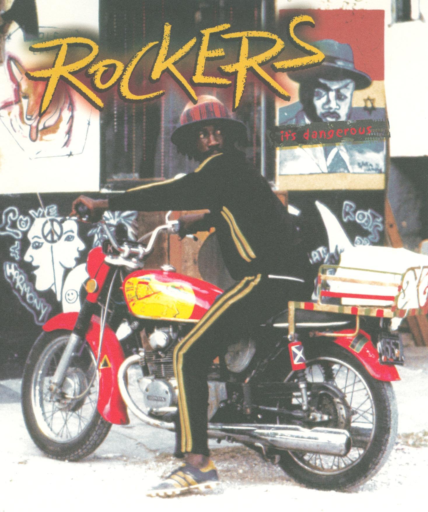 Rockers [blu-ray] [1978] 9381803