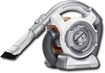 Black & Decker - Flex Bagless Cordless Mini Canister Vac - White/Gray