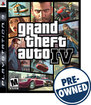 Grand Theft Auto IV — PRE-OWNED - PlayStation 3