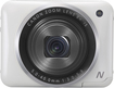 Canon - PowerShot N2 16.1-Megapixel Digital Camera - White