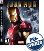 Iron Man — PRE-OWNED - PlayStation 3