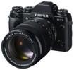 Fujifilm - X-T1 Digital Compact System Camera with XF18-135mm f/3.5-5.6 R LM OIS WR Lens - Black