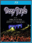 Deep Purple with Orchestra: Live in Verona - Blu-ray Disc (Enhanced Widescreen for 16x9 TV) 2011