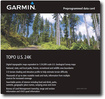 Garmin - TOPO U.S. 24K Northern Plains microSD Card - Multi