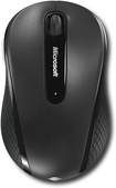 Microsoft - Wireless Mobile Mouse 4000 - Graphite