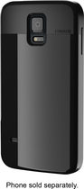 LUNATIK - FLAK Case for Samsung Galaxy S 5 Cell Phones - Black