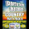 Party Tyme Karaoke: Country Party... [CD+G] - CD - Various