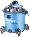 VacMaster - 12-Gallon Wet/Dry Vacuum with Detachable Blower - Blue/Black