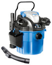 Vacmaster - 5-Gallon Wall-Mountable Wet/Dry Vacuum - Blue