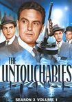 The Untouchables: Season 3, Vol. 1 [4 Discs] (dvd) 9408973
