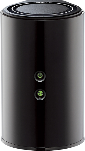 D-Link - Wireless AC1200 Dual-Band Gigabit Cloud Router