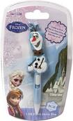 Sakar - Disney Frozen 8GB USB 2.0 Flash Drive Pen - Blue