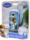 Sakar - Disney Frozen Flash Memory Camcorder - Blue