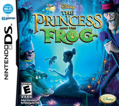 The Princess and the Frog - Nintendo DS