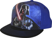 Concept One - Star Wars Vader Trooper Boys' Flat-Brim Hat - Black/Blue/White