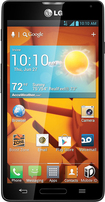 Boost Mobile - LG Optimus F7 4G LTE No-Contract Cell Phone - Black