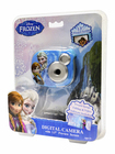 SAKAR - Disney Frozen 2.1-Megapixel Digital Camera - Blue