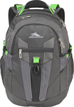 High Sierra - Laptop Backpack - Kelly Green/Charcoal/Black